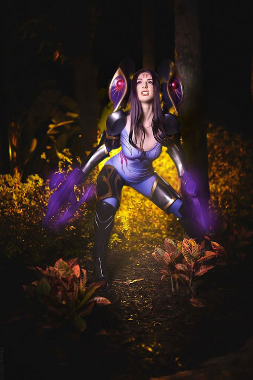 Kaisa from League of Legends Cosplay