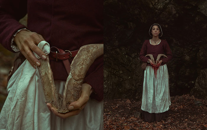 The VVitch Inspired Photoshoot