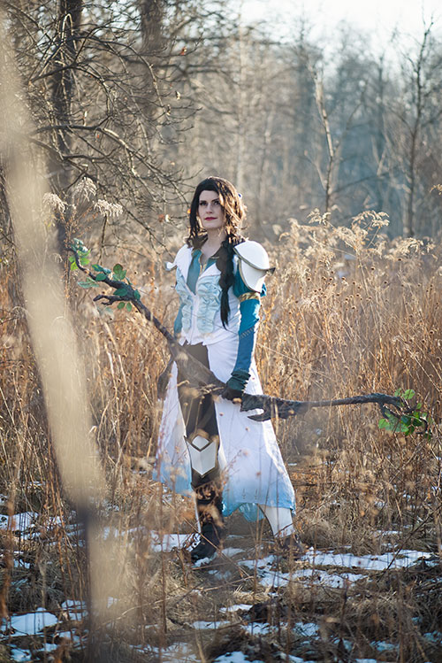Vexahlia from Critical Role Cosplay