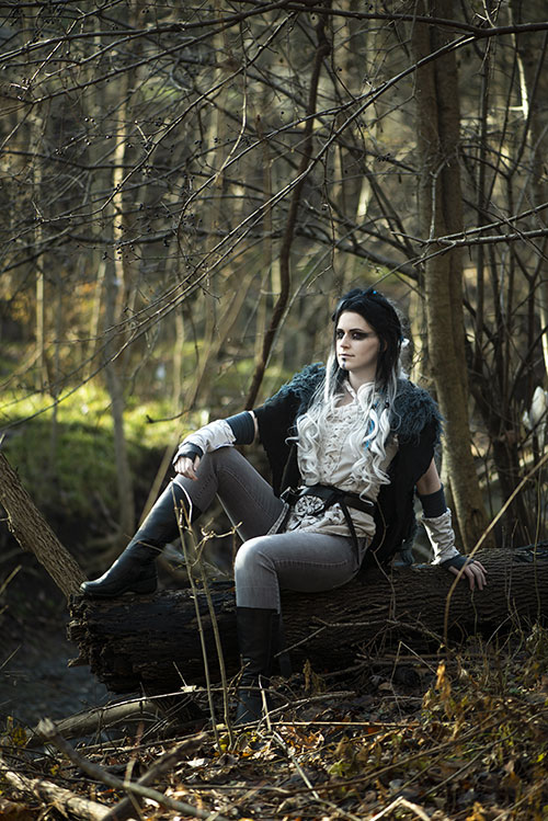 Yasha from Critical Role Cosplay