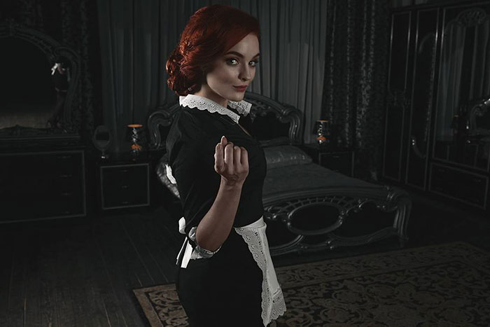Moira OHara from American Horror Story Cosplay