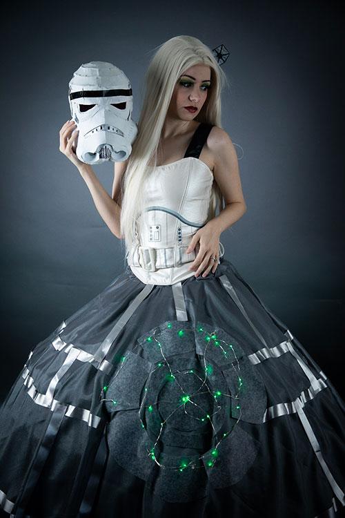 Death Star Cosplay