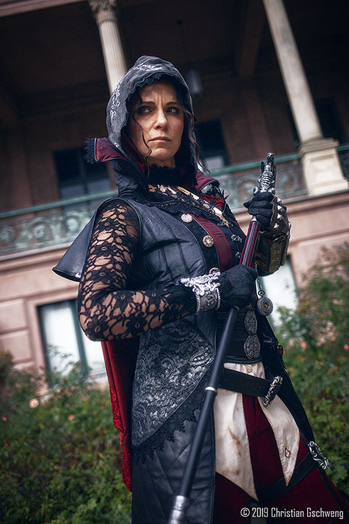Evie Frye from Assassins Creed Cosplay