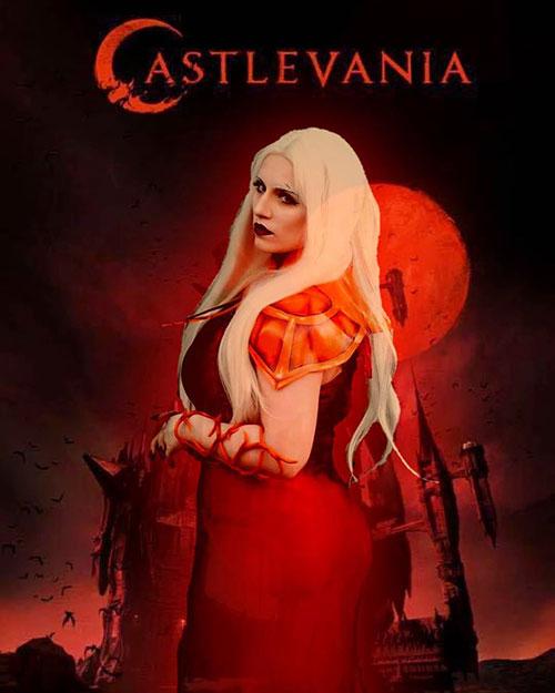Carmilla from Castlevania Cosplay