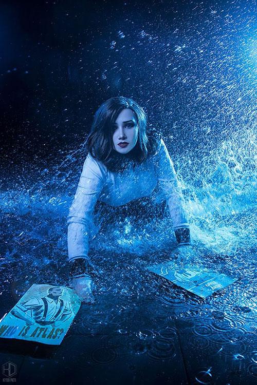 Elizabeth from Bioshock Infinite Cosplay