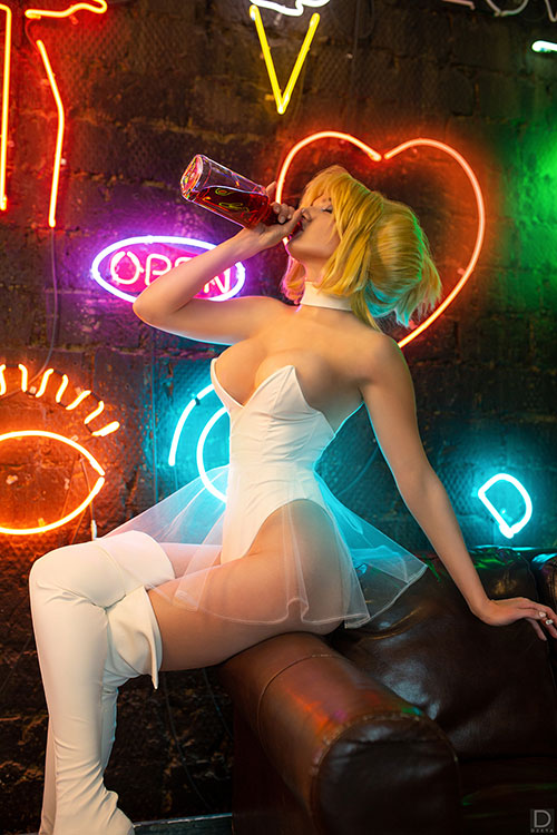 Holli Would from Cool World Cosplay
