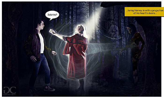 The Chilling Adventures of Sabrina Comics Cosplay