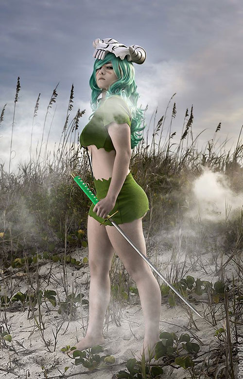 Nel from Bleach Cosplay