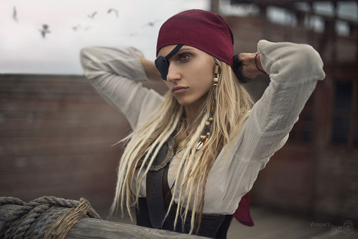 Pirate Cosplay