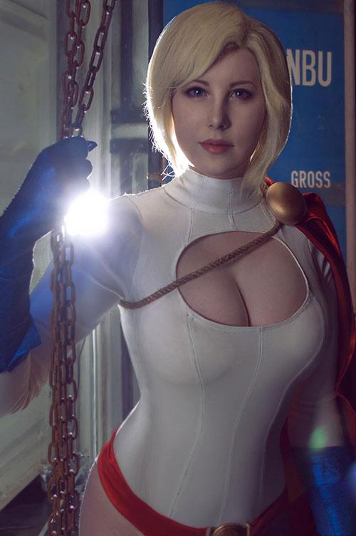 Powergirl : Symbol Opinion by adamantis on DeviantArt |Geek Power Girl Symbol