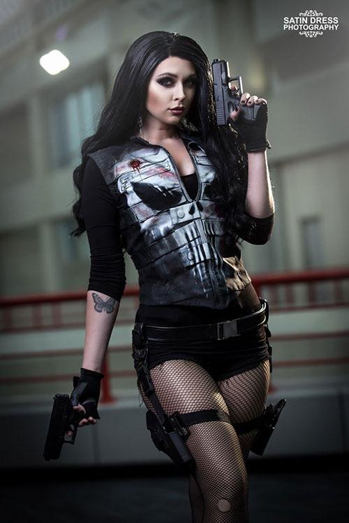 Punisher Cosplay