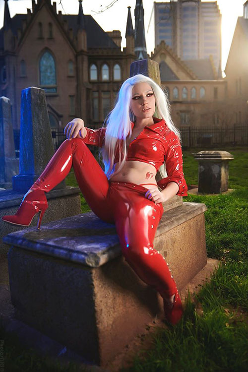 Genderbent Ban from Seven Deadly Sins Cosplay