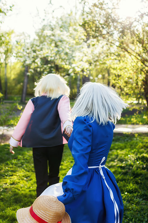 Sophie from Howls Moving Castle Cosplay