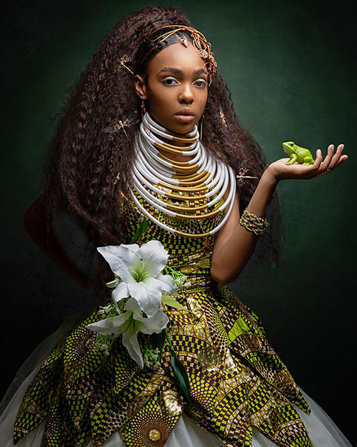 The African American Princess Series