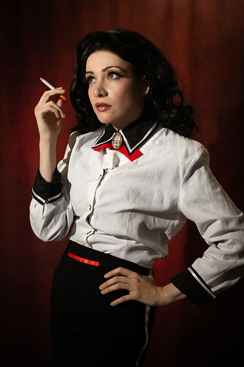 Elizabeth from BioShock Infinite: Burial at Sea Cosplay