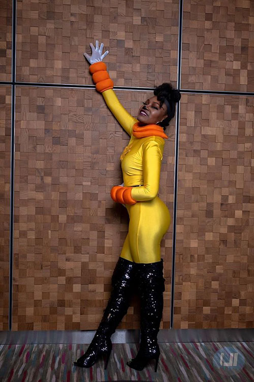 Powerline from A Goofy Movie Cosplay