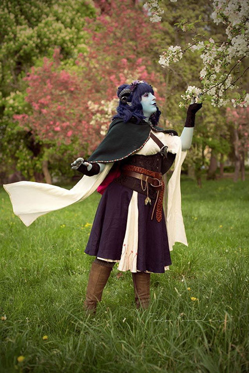Jester from Critical Role Cosplay
