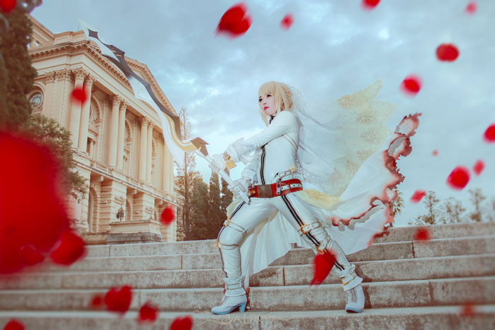 Nero Claudius from Fate/Grand Order Cosplay