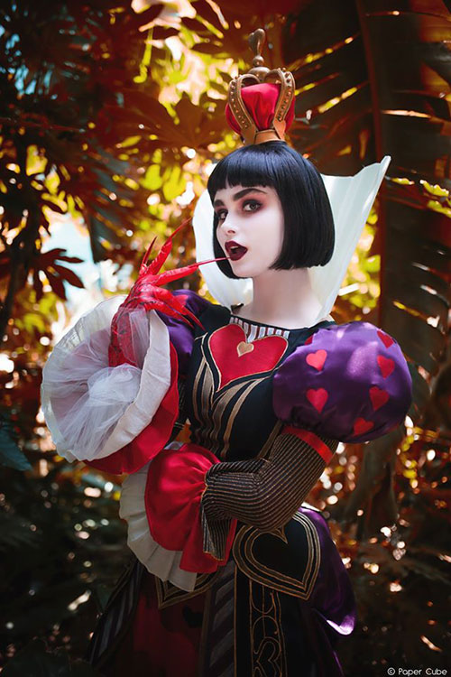 Queen of Hearts from Alice: Madness Returns Cosplay