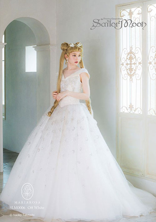Sailor Moon Wedding Collection