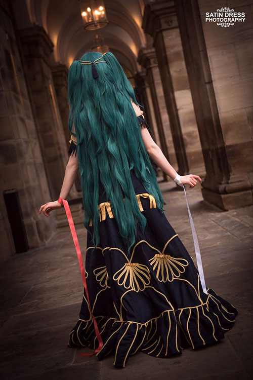 Sothis from Fire Emblem: Three Houses Cosplay