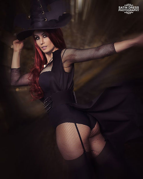 Witch Cosplay