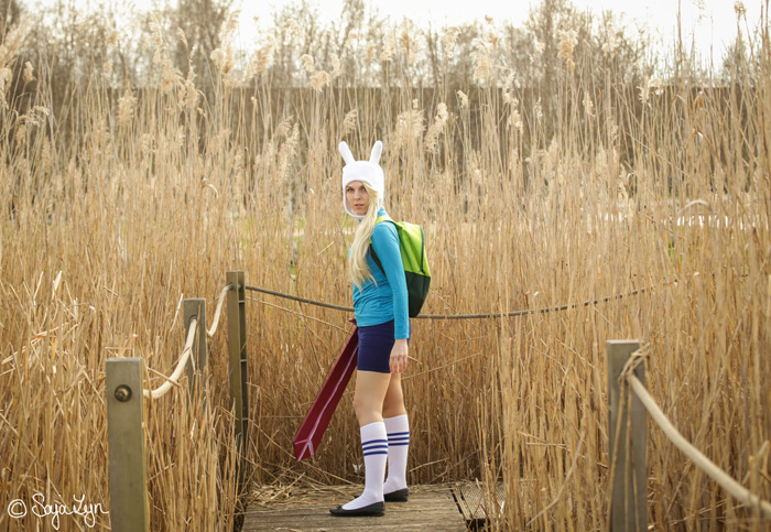 Fionna from Adventure Time Cosplay
