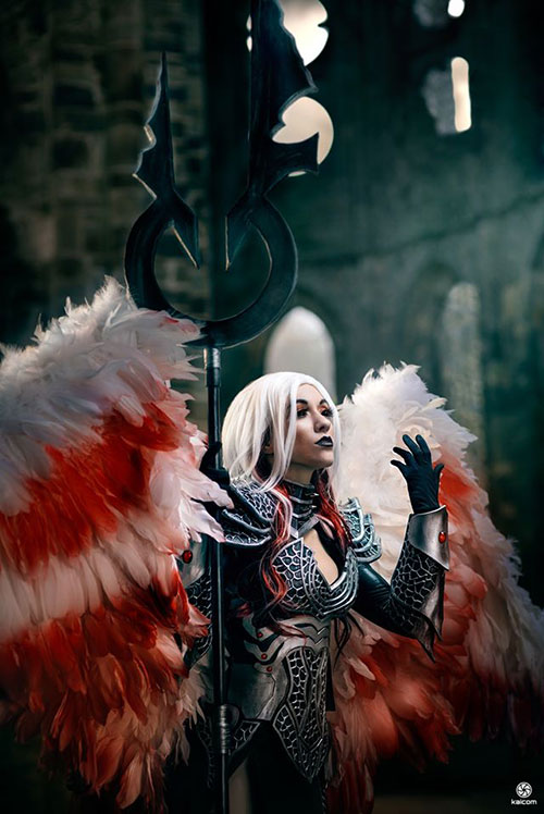 Avacyn the Purifier from Magic The Gathering Cosplay