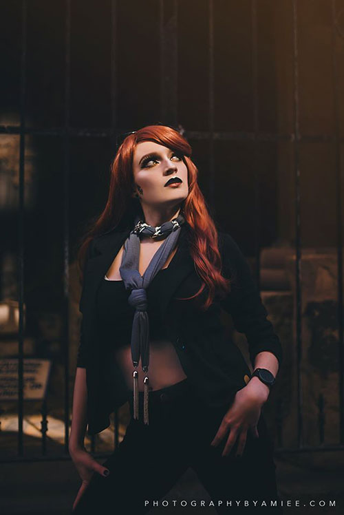 Crowley from Good Omens Cosplay