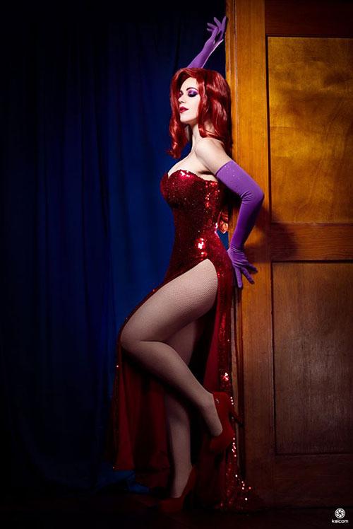 Jessica Rabbit Cosplay
