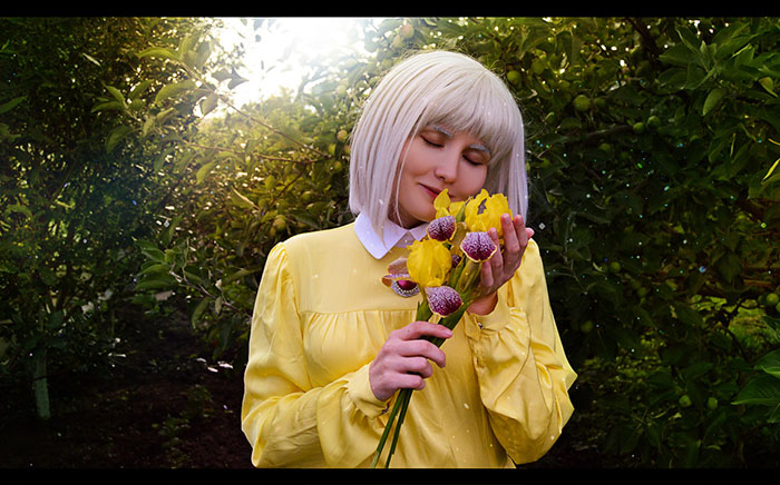 Sophie Pendragon from Howls Moving Castle Cosplay