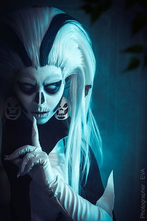 Silver Banshee from DC Comics Cosplay