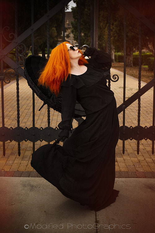 Myrtle Snow from American Horror Story Cosplay