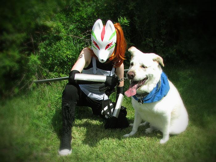 Naruto ANBU Black Ops OC Cosplay