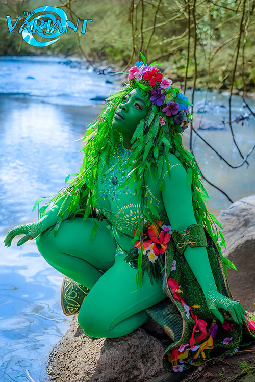 Te Fiti from Moana Cosplay