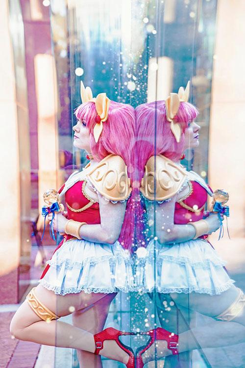 Momoko Hanasaki Wedding Peach Cosplay