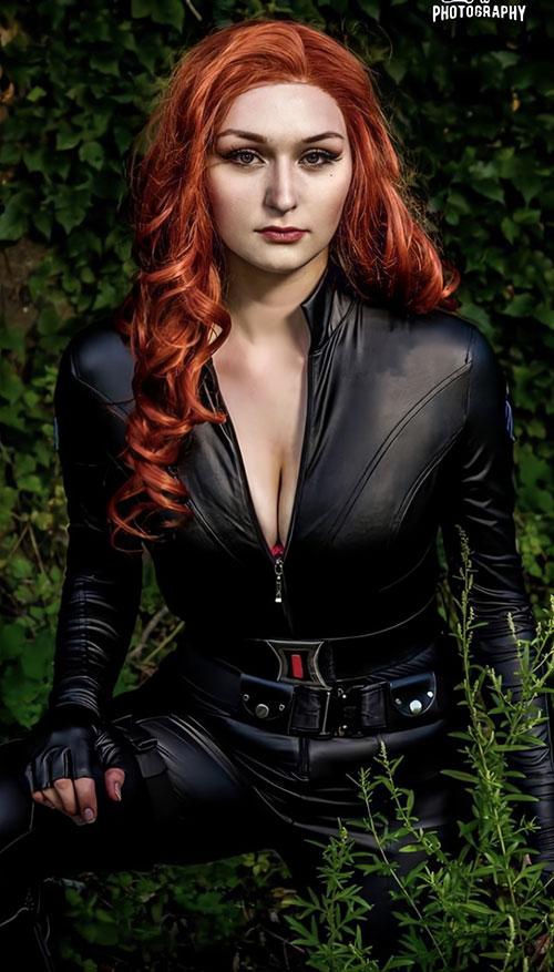 Black Widow Cosplay
