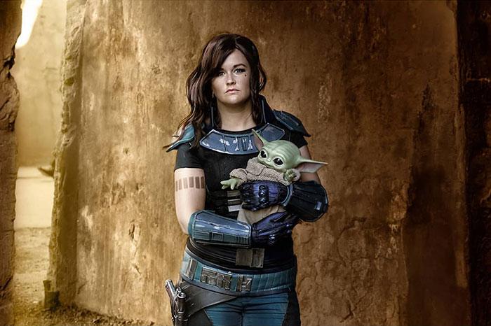 Cara Dune from The Mandalorian Cosplay