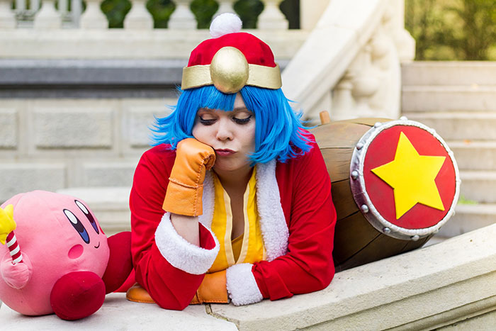 King Dedede from Kirby Cosplay