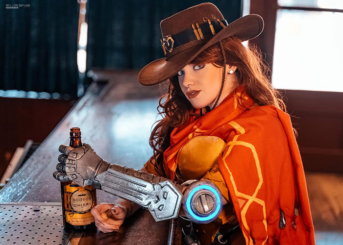 McCree from Overwatch Cosplay
