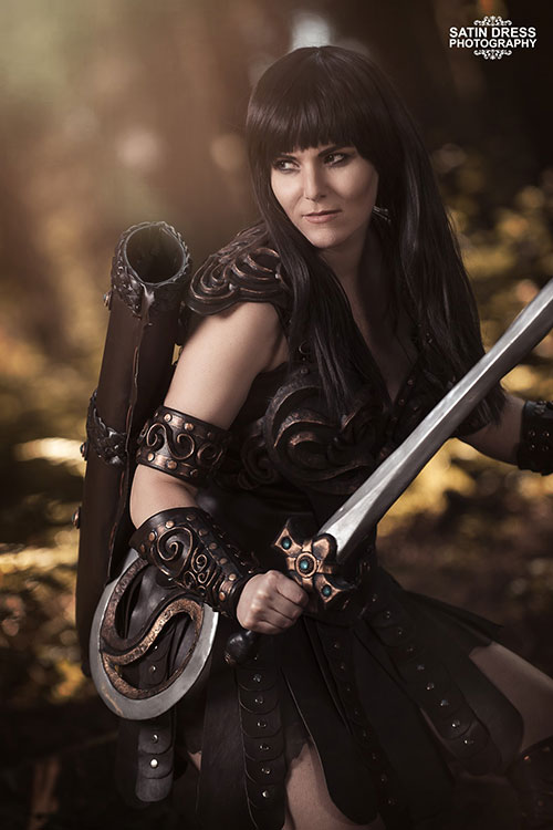 Xena: Warrior Princess Cosplay