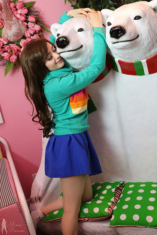 Mabel Pines from Gravity Falls Cosplay