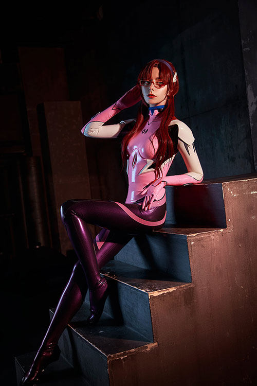 Mari from Rebuild of Evangelion Cosplay