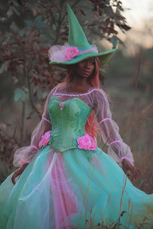 Good Witch Photoshoot