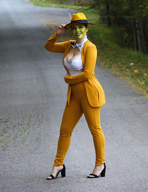 The Mask Cosplay