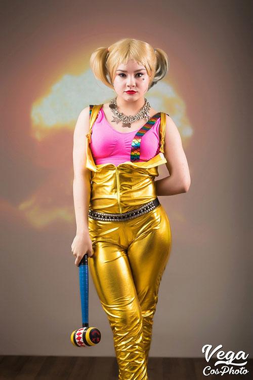 Harley Quinn from Birds of Prey Cosplay