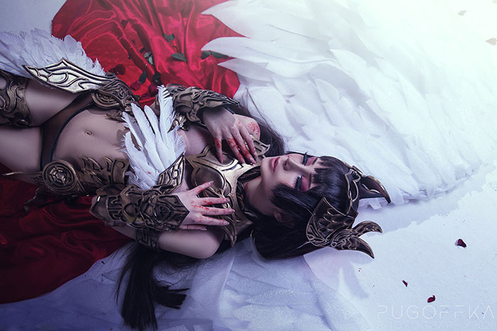 Naotora Ii from Warriors Orochi 4 Cosplay