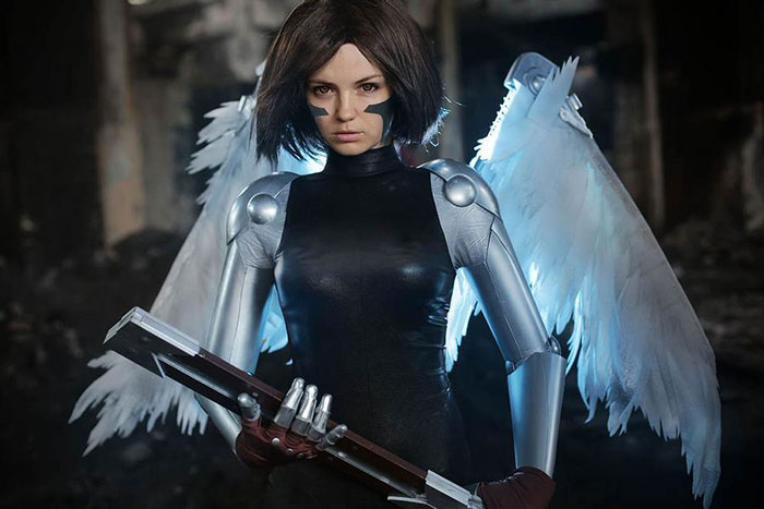 Battle Angel Alita Cosplay