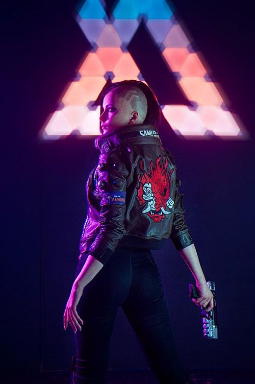 V from Cyberpunk 2077 Cosplay
