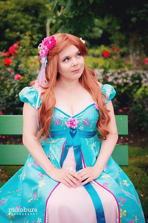 Giselle from Enchanted Cosplay